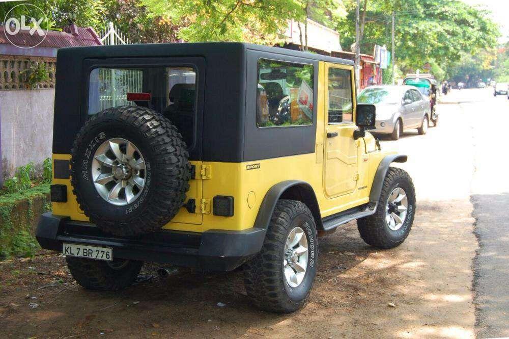 Pin By Vaibhav On Dreams 6x6 Truck Mahindra Thar Used Cars