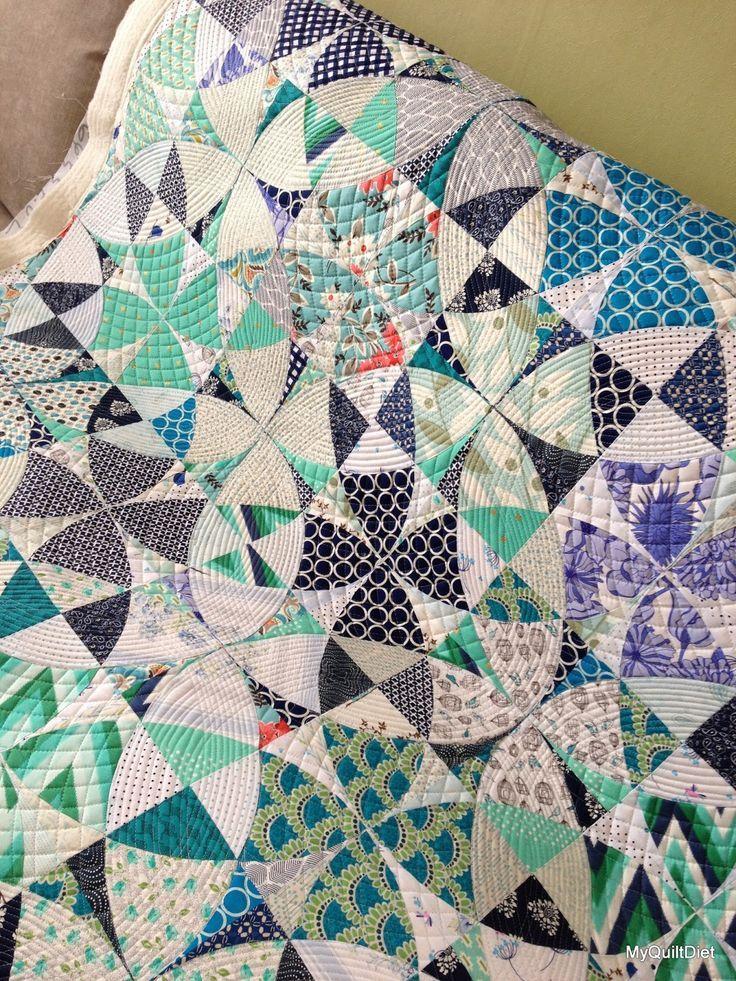 Winding Ways Quilt By My Quilt Diet My Most Made Design Still