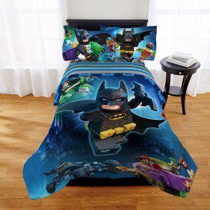 Superieur Lego Batman Bedroom Set
