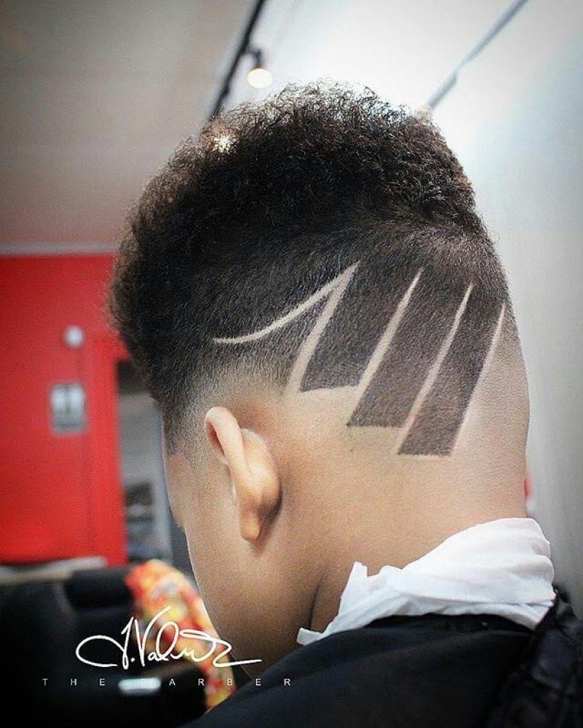Line Design Haircut : Line haircut designs fade