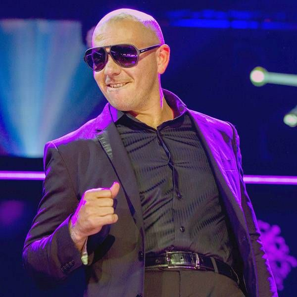 Image result for pitbull singer""
