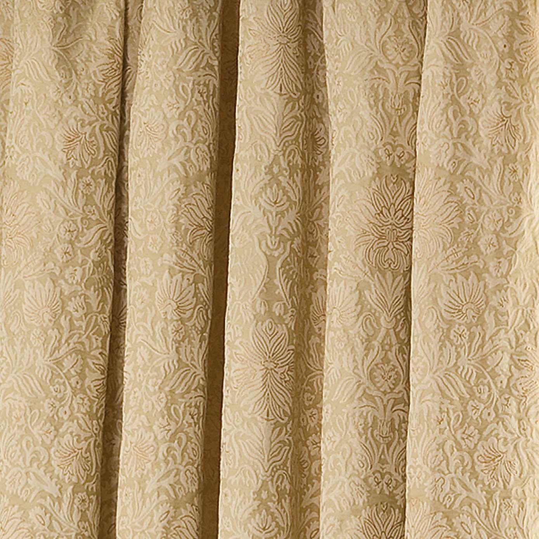 Curtains texture gold - Kensington Gold Lined Pencil Pleat Curtains Dunelm