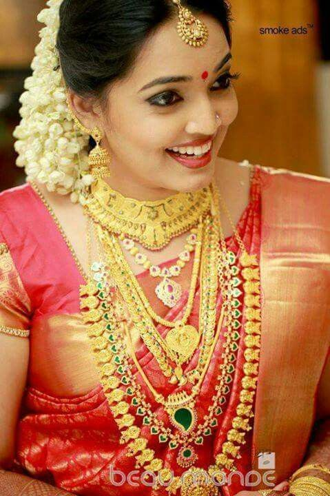 bridal set collection gold jewellery