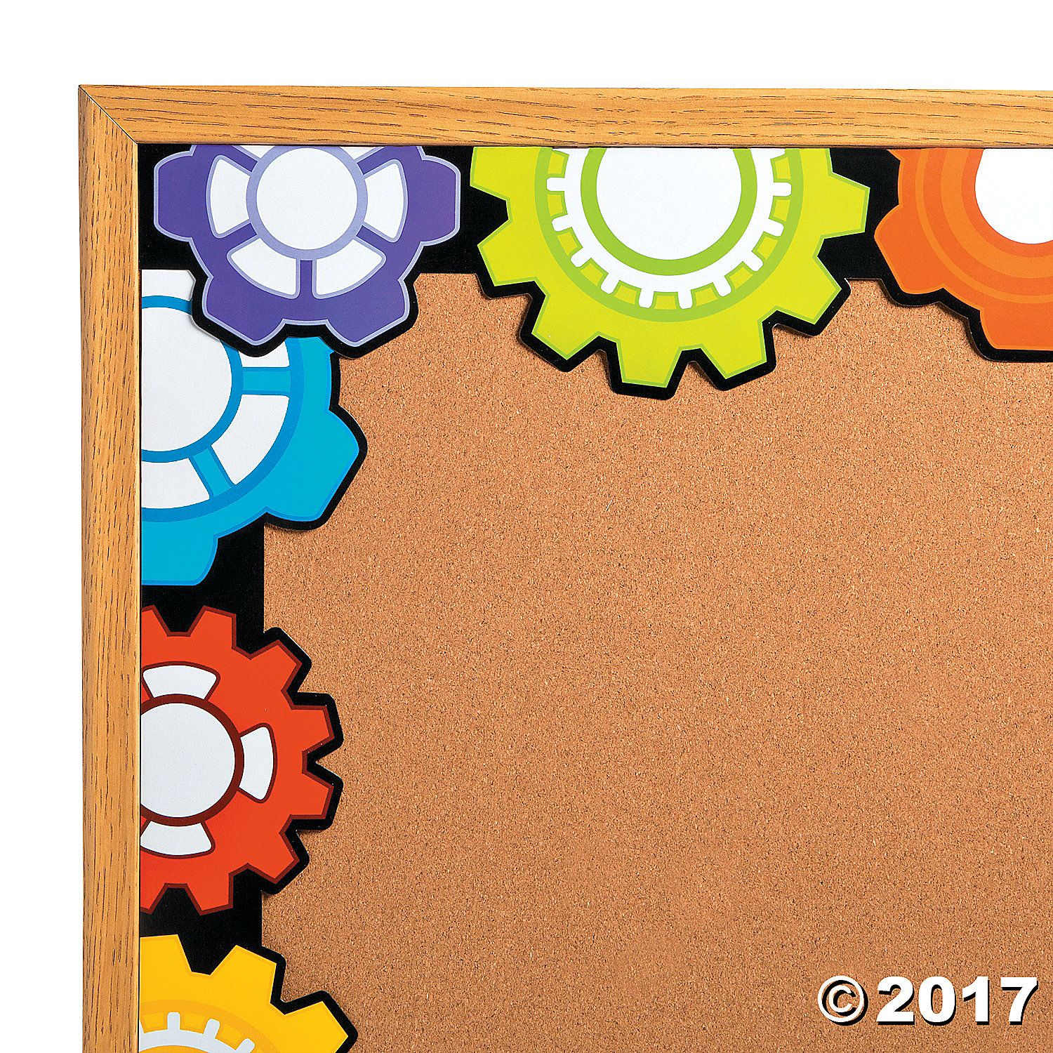 Stem Gears Bulletin Board Borders Classroom Decor