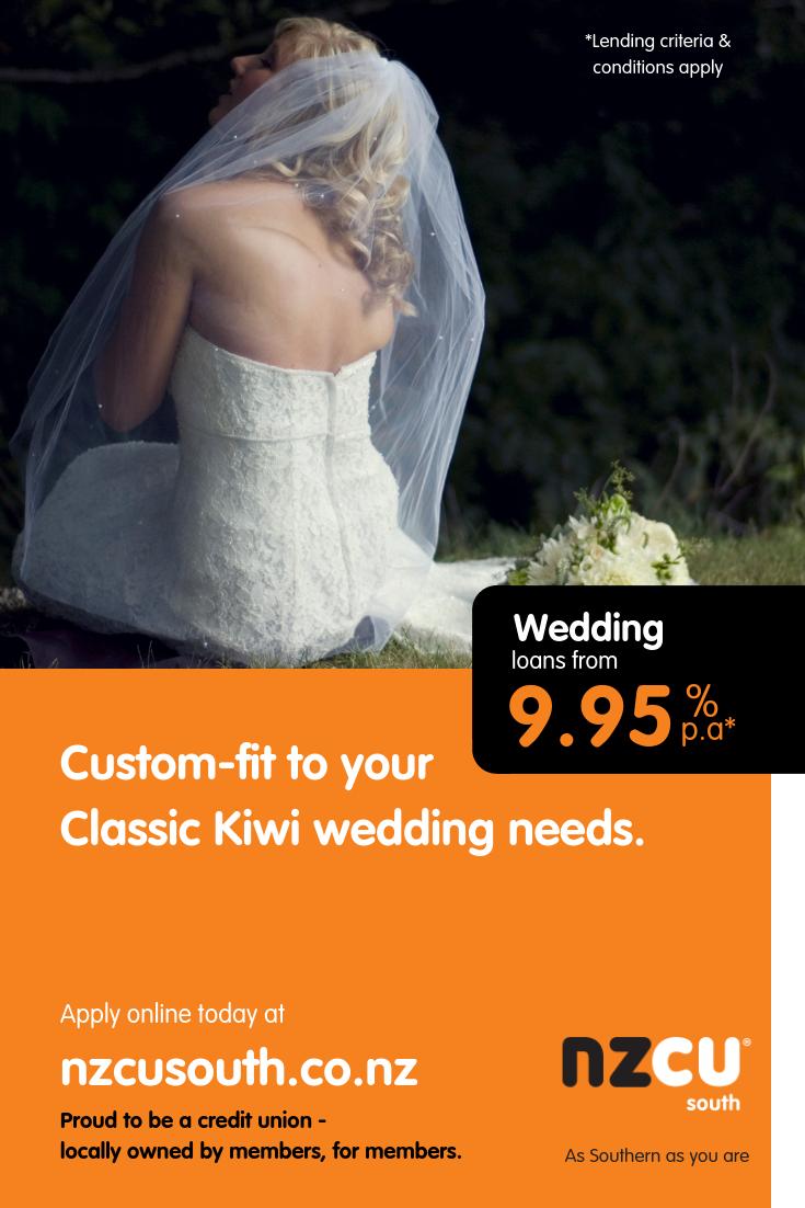 NZCU South Wedding loans, Wedding invitation kits, Need