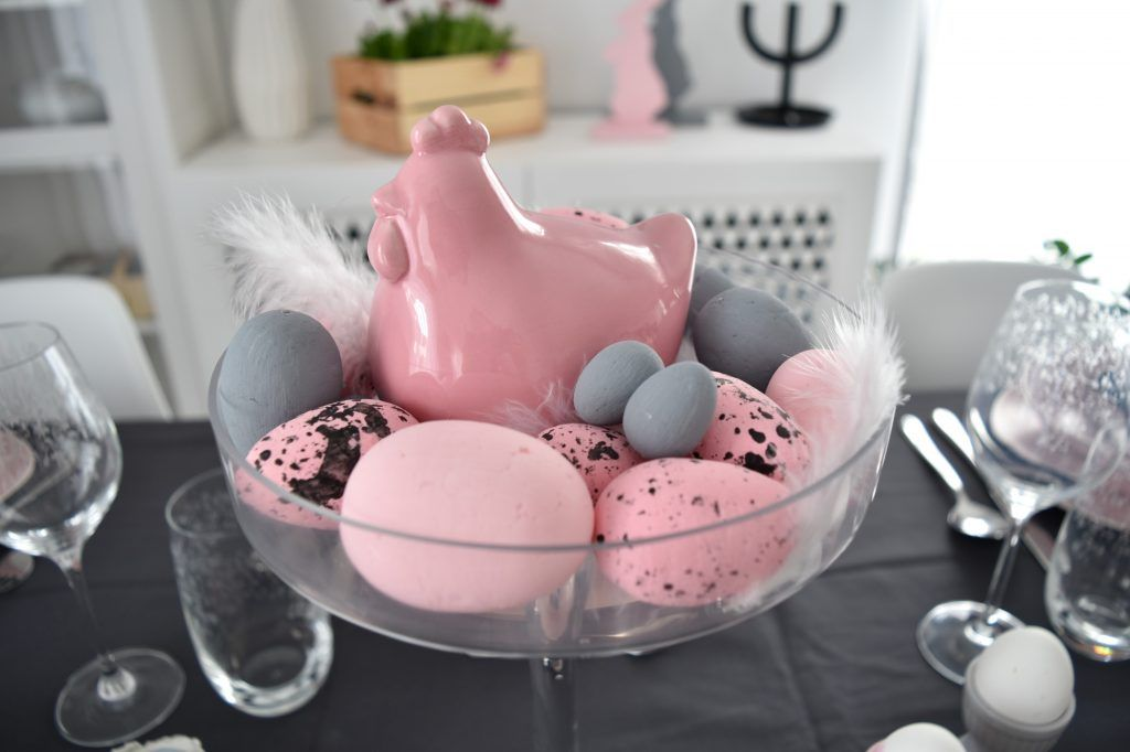 Dekoracja Wielkanocna Easter Desserts Cake