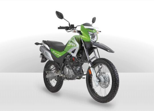 India S Only On Off Road Dual Pursppose Motorcycle The Hero
