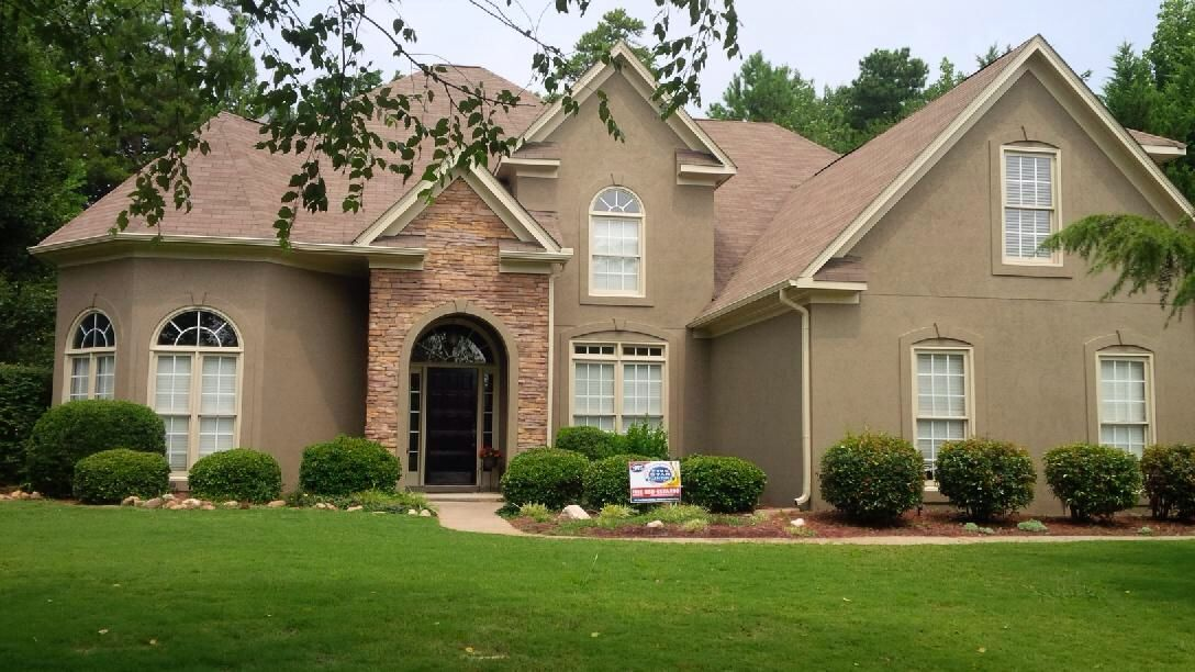 1000 images about exterior home paint ideas on pinterest stucco exterior exterior colors and - Exterior stucco paint ideas set ...