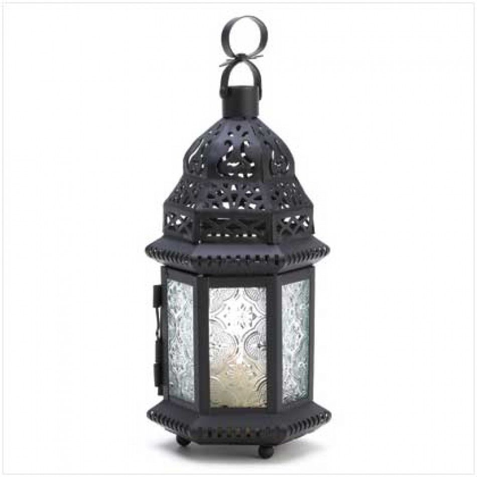 Winter Fire Candle Lantern [14118 Buy Metal Candle Lantern] : Party ...