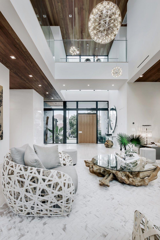 Fort Lauderdale House By Yodezeen Architects Myhouseidea Farm House Living Room Living Room Sofa Design Interior Design