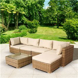 Rattan Garden Furniture Outdoor Sofa Sets Rattan Garden