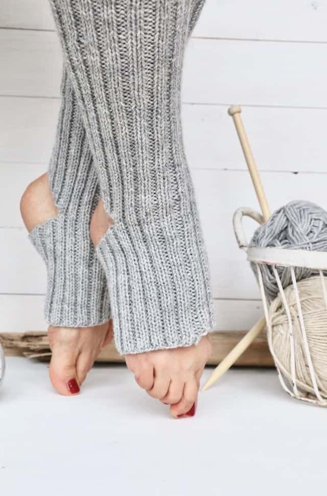 Photo of Yoga Socken stricken | DIY Strickanleitung – Hedmee