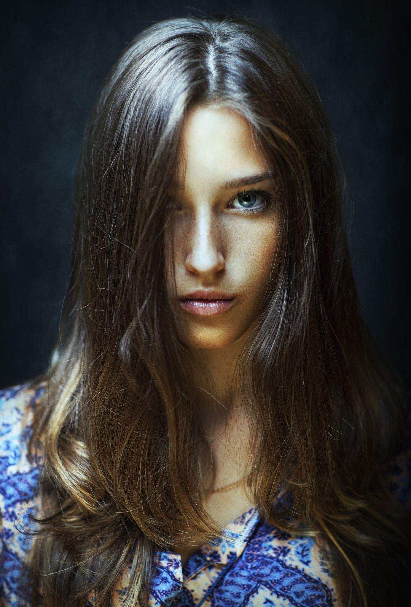 Tanya By Zachar Rise On 500px Most Beautiful Eyes Dark