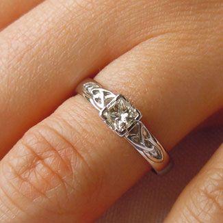 celtic engagement rings unique range of irish engagement rings - Irish Wedding Rings