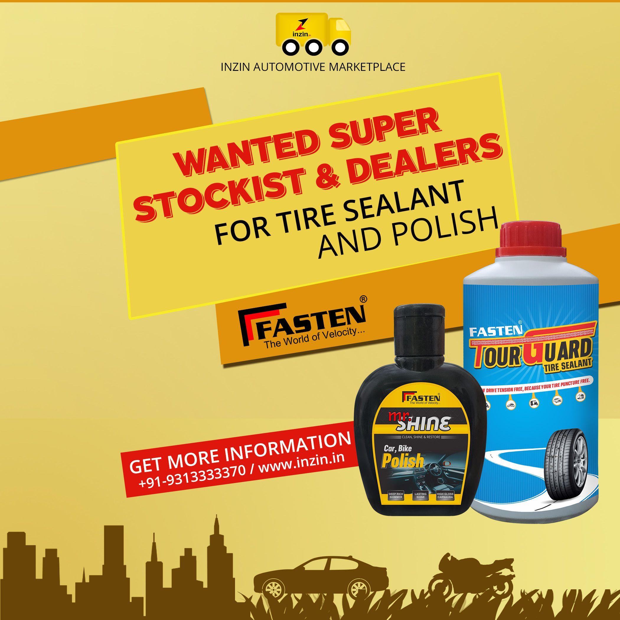 Inzin Automotive Marketplace Pvt Ltd Appointing Super Stockist And