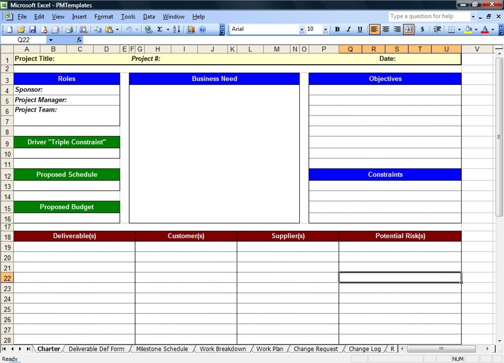 business templates and project managment 28 images