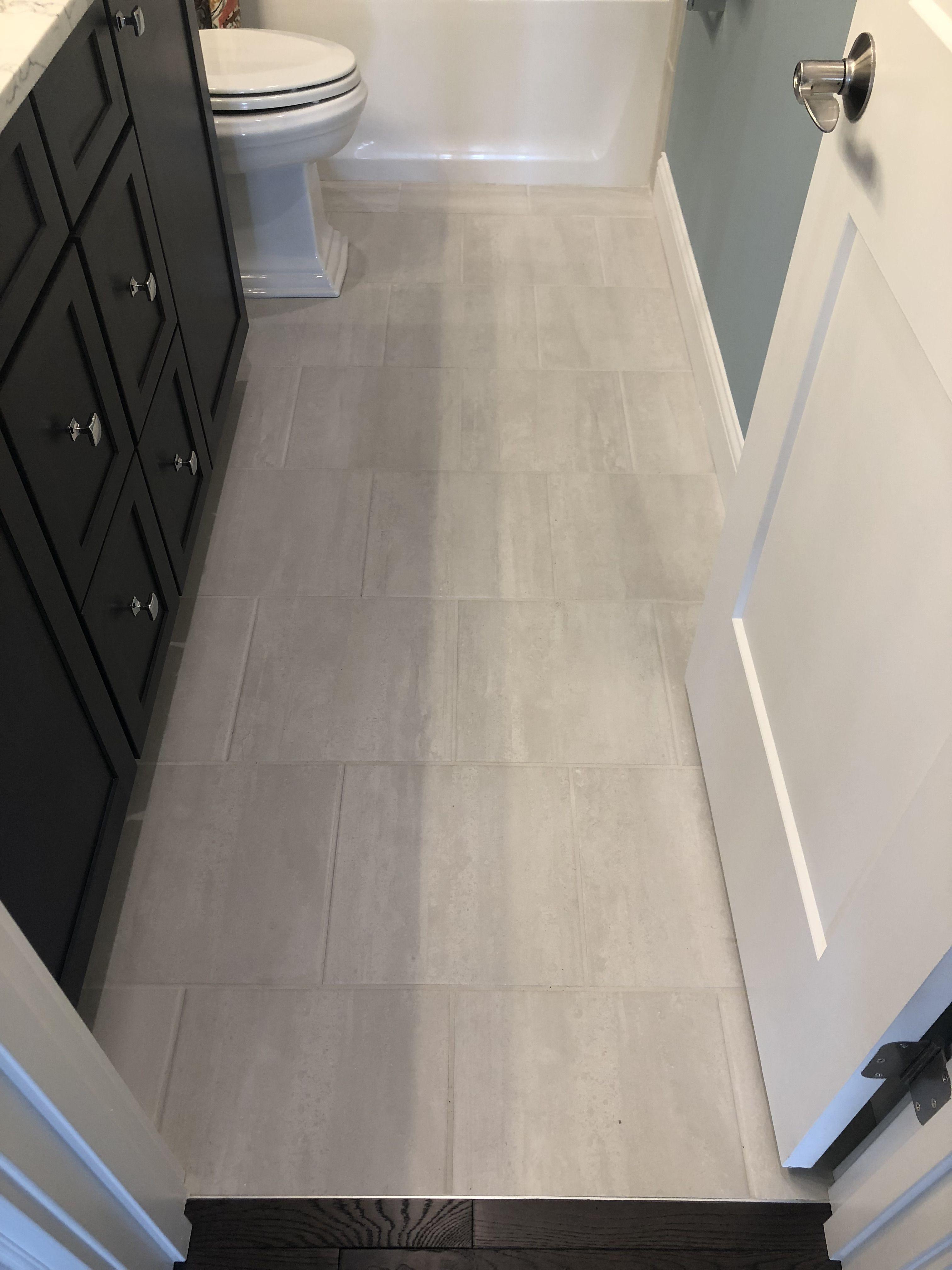 Cove Creek 13x13 Gray Floor Tile Intalled Brick Joint Kitchen Flooring Ideas Inexpensive Textured Tiles Bathroom Inexpensive Flooring 13 x 13 ceramic tile