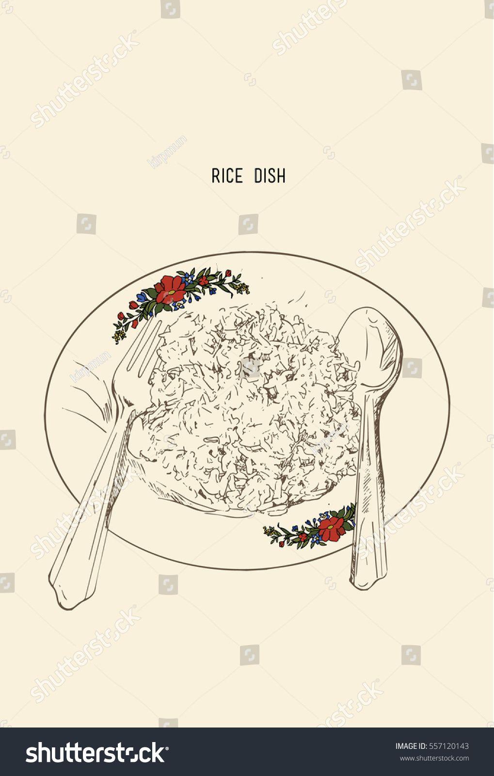 Pin On Food Drawings