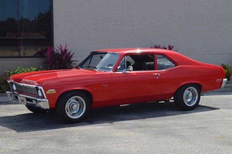 1970 Chevrolet Nova For Sale 1783483 Chevrolet Nova Chevy Nova
