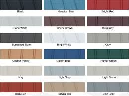 Best Metal Roofing Colors Google Search Metal Roof Red 400 x 300