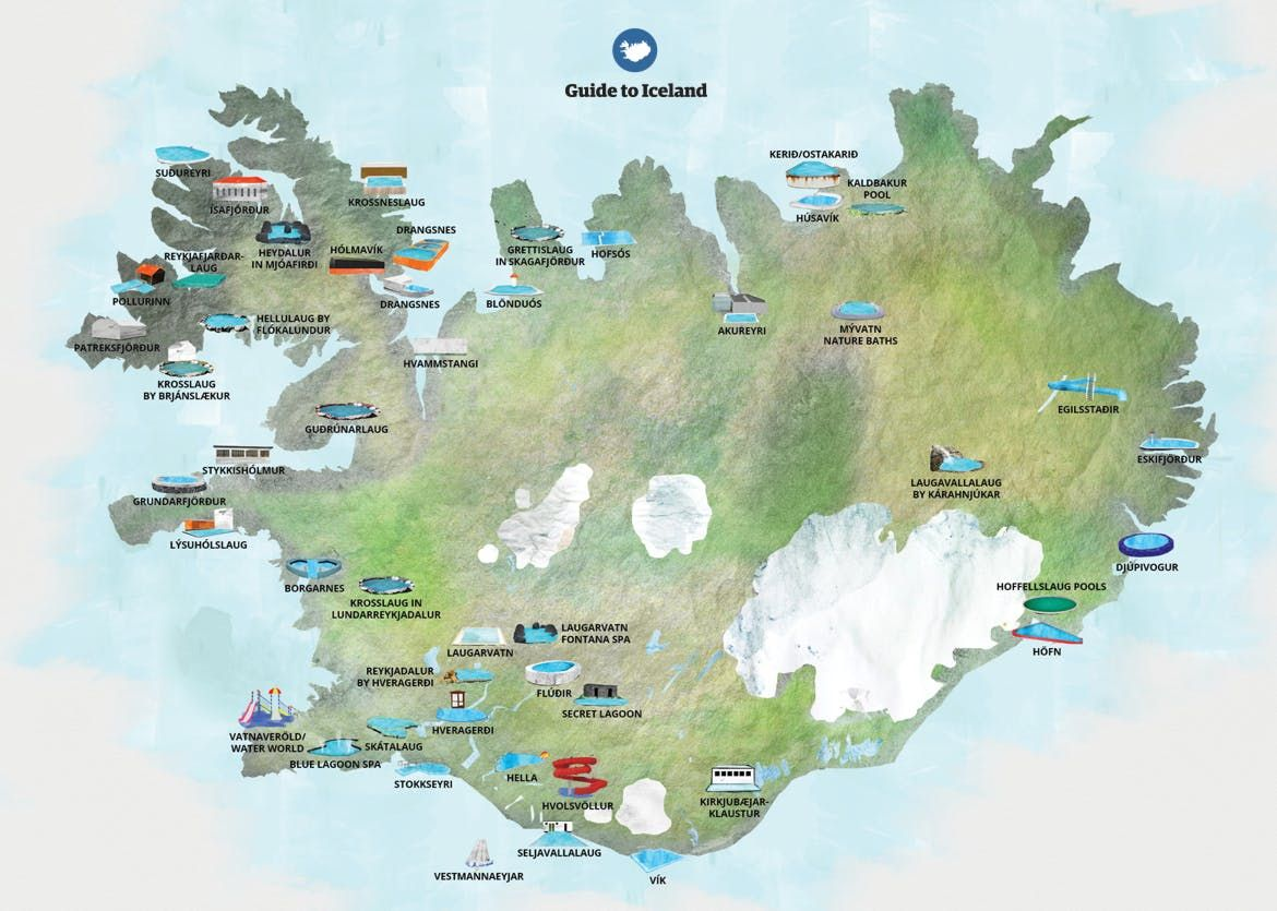 The 9 Worst Tourist Traps In Iceland Guide To Iceland Guide To Iceland Iceland Map Iceland