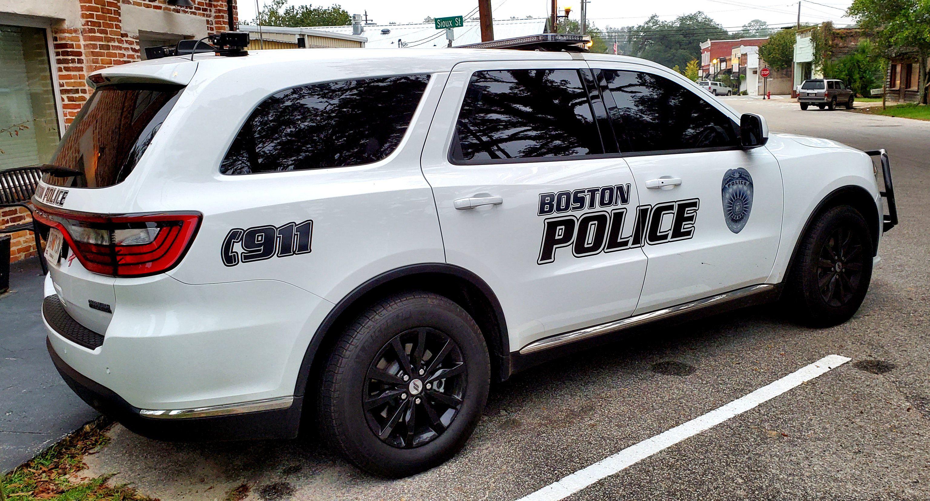 Boston Ga Police Department Police Police Department Police Cars