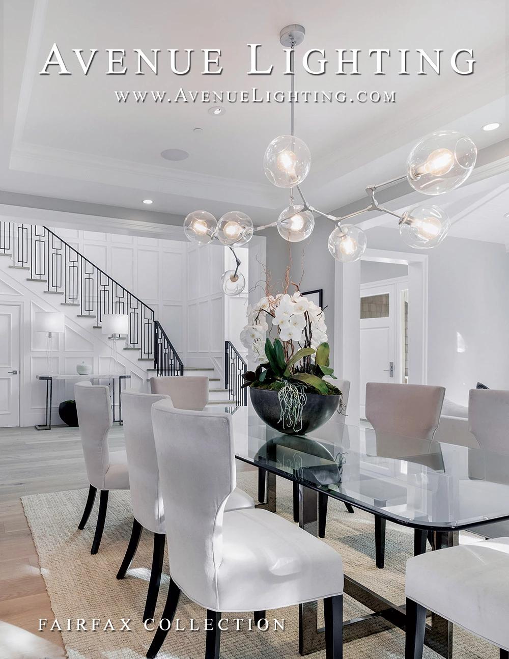 Fairfax Chandelier Home Lighting