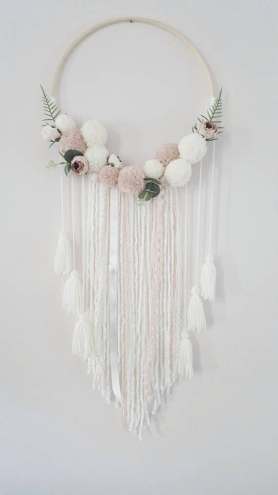 Photo of Boho Dreamcatcher – Custom orders make your wand beautiful … – Baby decoration