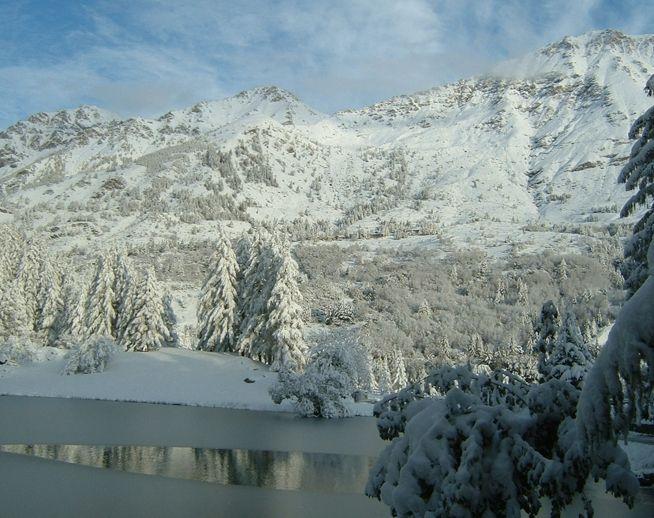 Lago del Laux