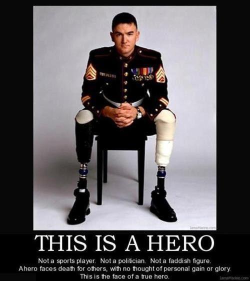 This Is What A True Hero Looks Like Hero Military American