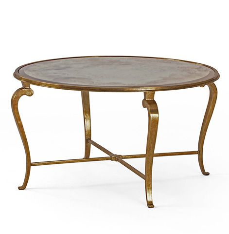 Century Furniture - Round Cocktail Table - SF5002 | Furniture ...