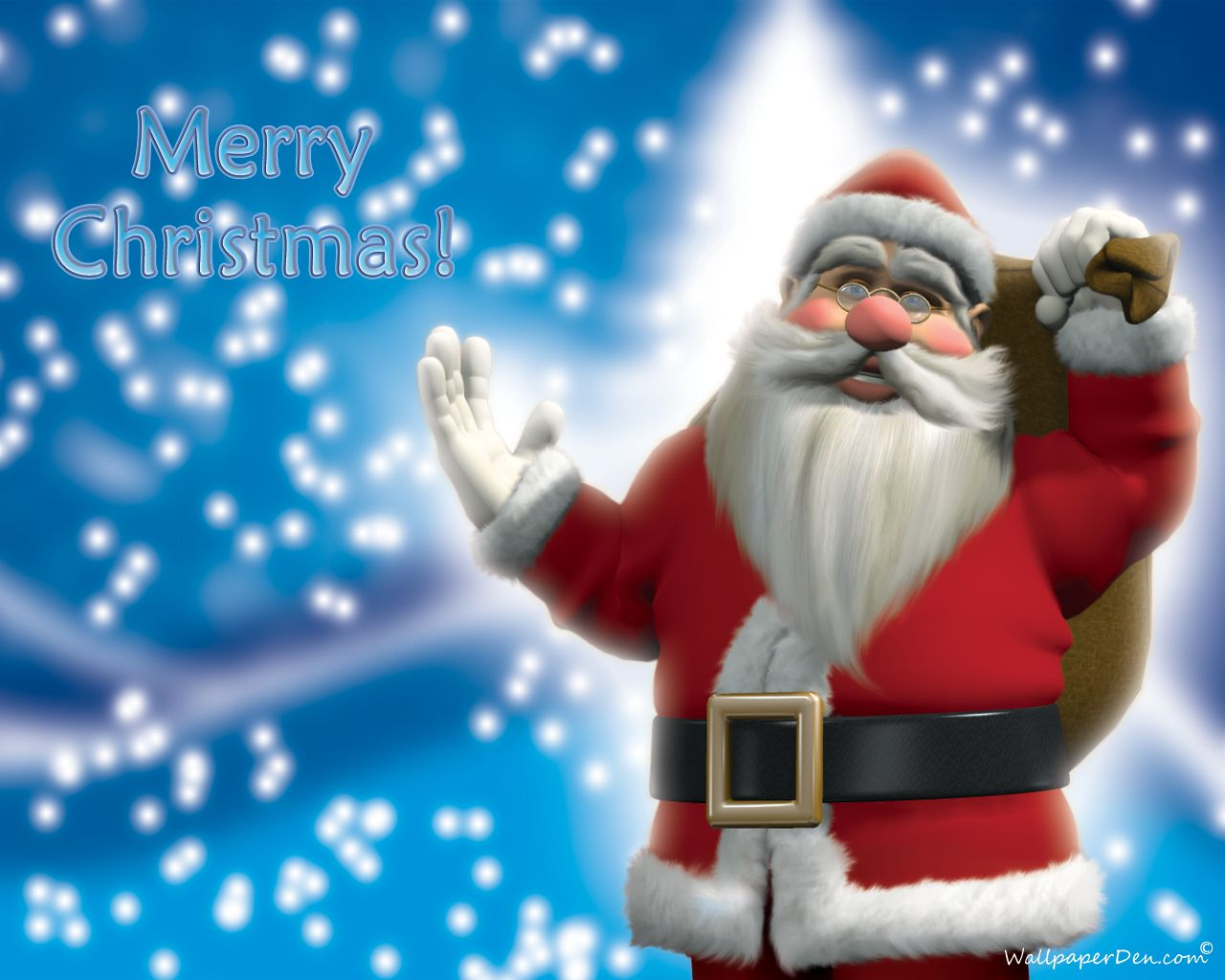 Wishing You A Merry Christmas Photos Of Santa Claus