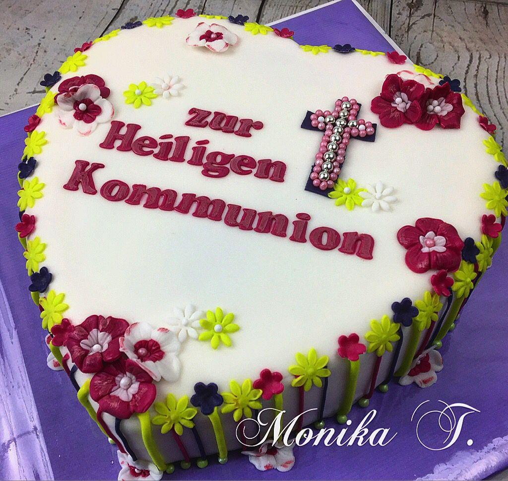 Zur heiligen Kommunion Torte