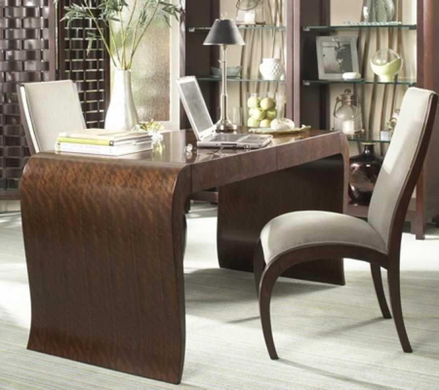 Captivating Office Desk | Wailea Collection By FFDM (Fine Furniture Design Company)