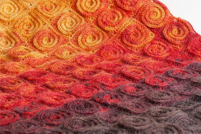 Fire Blanket: pattern $