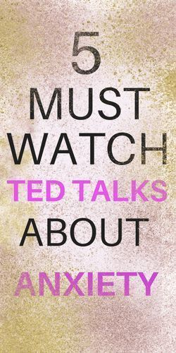 Sad Stress Quotes Must Watch TED Talks About Anxiety - Radical Transformation Project