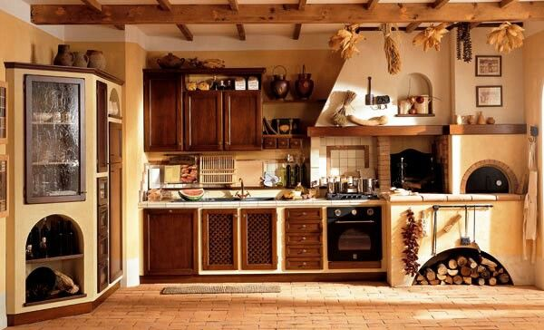 Pin di Kvasnicova su Для дома Cucina in muratura, Cucine