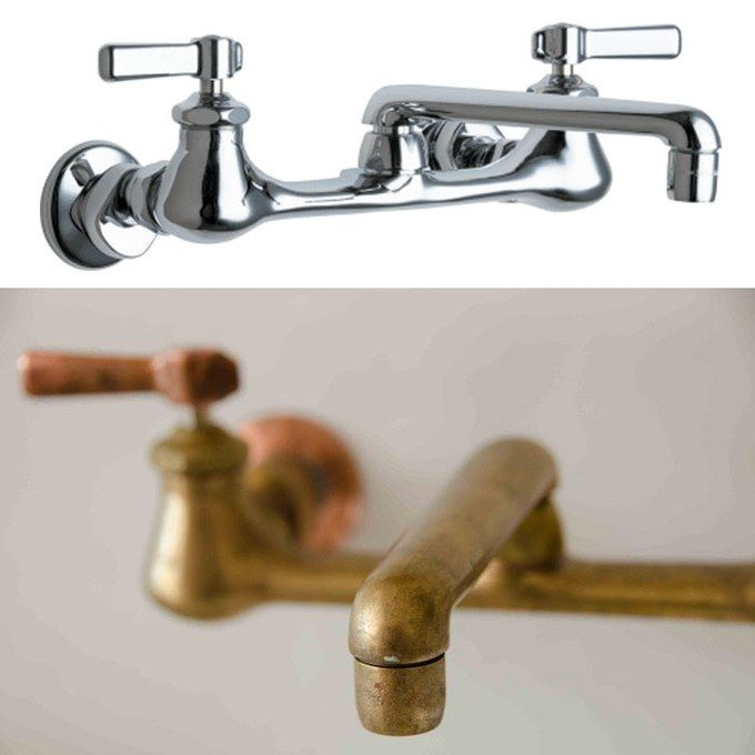 Photo of How to get an antique brass tap for a lot less