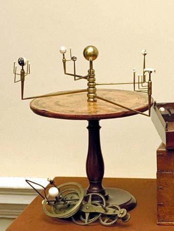 Jefferson's Orrery. | Planets, moons, Rogue planet ...