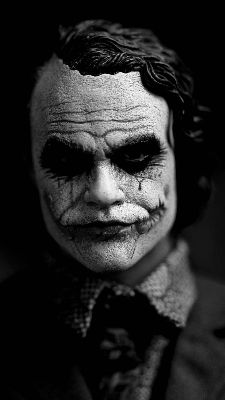 Pin by Bakranmar on black & white | Joker pics, Joker ...