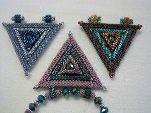 Deco-Triangle-Pendant
