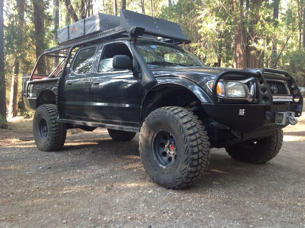Selling The Double Cab Expedition Portal Toyota Pickup 4x4 Tacoma Bumper Toyota Tacoma 4x4