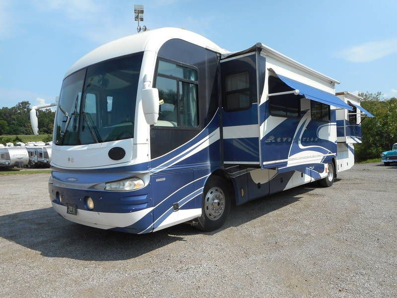 1999 Fleetwood Discovery 34q For Sale By Owner Ensley Fl Rvt Com Classifieds Fleetwood Discovery Fleetwood Recreational Vehicles