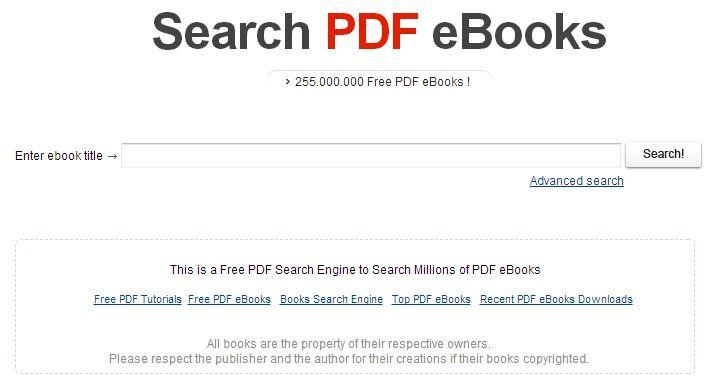 Textbook Pdf Search