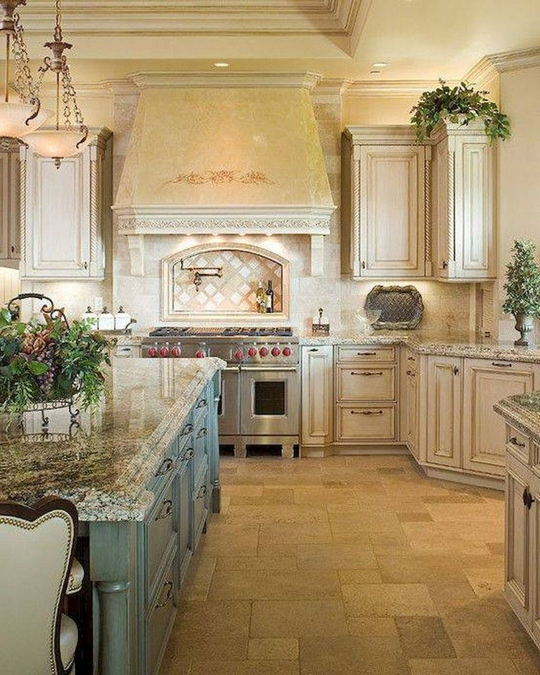 Country Style Kitchens 2013 Decorating Ideas: 40+ Gorgeous French Country Kitchen Design & Decor Ideas