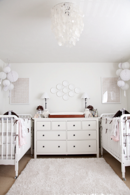 Our Twin Nursery With Images