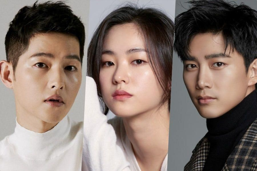 Song Joong Ki And Jeon Yeo Bin Confirmed For New tvN Drama Along With 2PM's Taecyeon