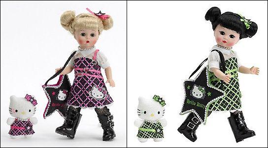 Hello Kitty Punk | Hello Kitty! Кошка и ее куклы. Хелло Китти ...