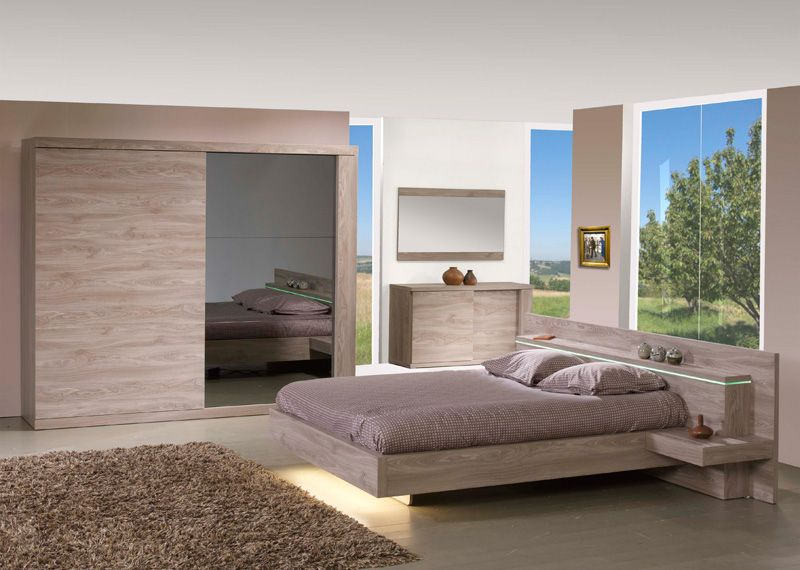 Chambre A Coucher Complete Coloris Blanc : Images about toff chambres adults on en
