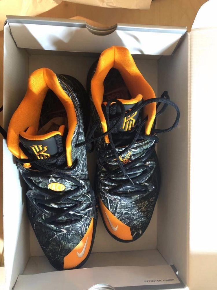 best wholesaler 65eb3 b5f7d Nike Kyrie 5 Taco PE AO2918-902 Men s Size 9.5  fashion  clothing  shoes   accessories  mensshoes  athleticshoes (ebay link)